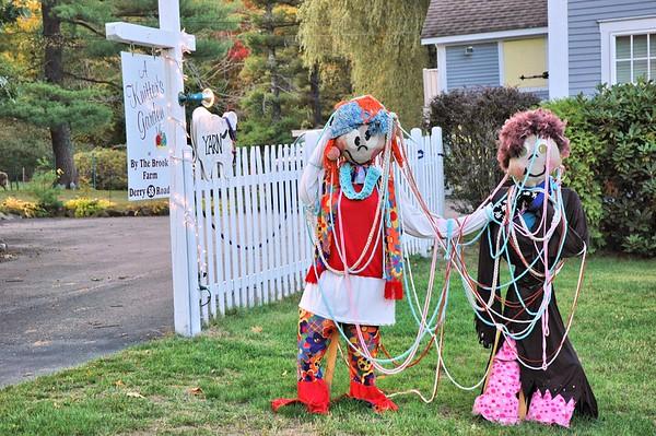 2016 Chester Scarecrow Festival