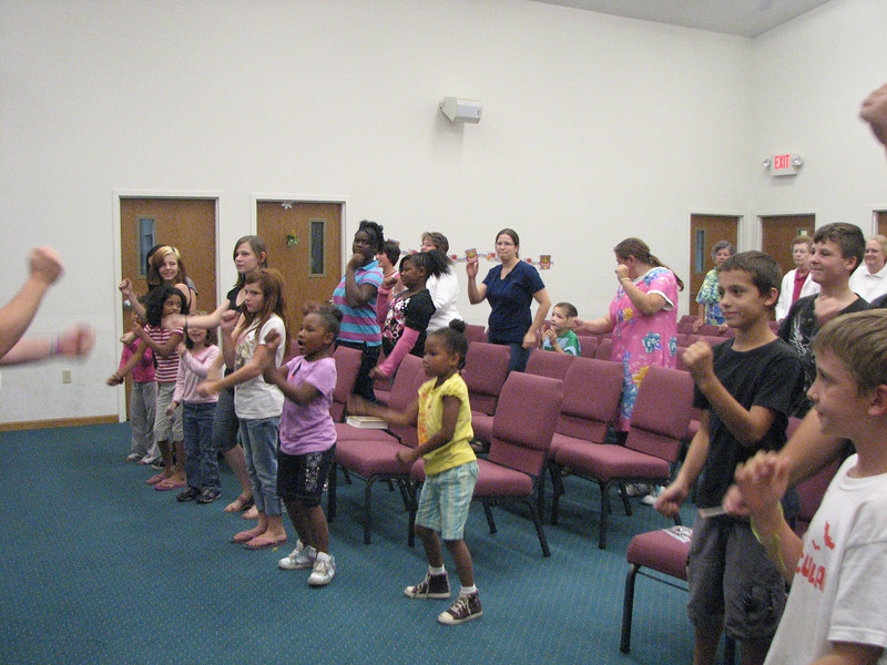 MI, First Nazarene VBS, Bay City MI, Aug 2010 053.JPG