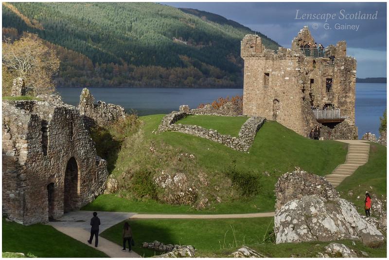 Urquhart Castle, Drumnadrochit, Loch Ness (3)