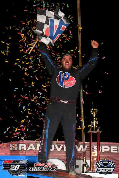 Grandview Speedway - 7/4/20 - Steve Sabo (SDS)