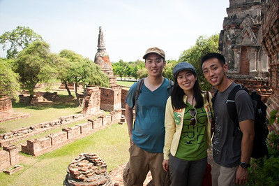 Thailand / Cambodia / Vietnam / Malaysia 2011