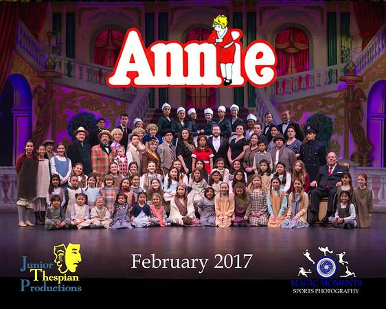 Annie Play 2-22-17
