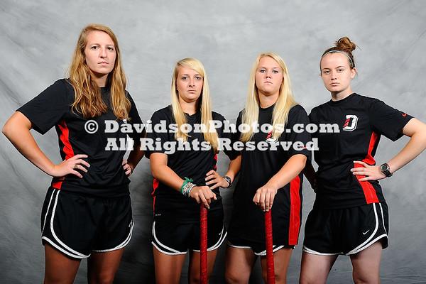 2013-14 Field Hockey Team & Group Photos