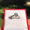 1.32ct Old European Cut Solitaire by Vatche, GIA I VS 13