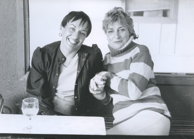 1980 - Diana Fuller & friend.jpeg