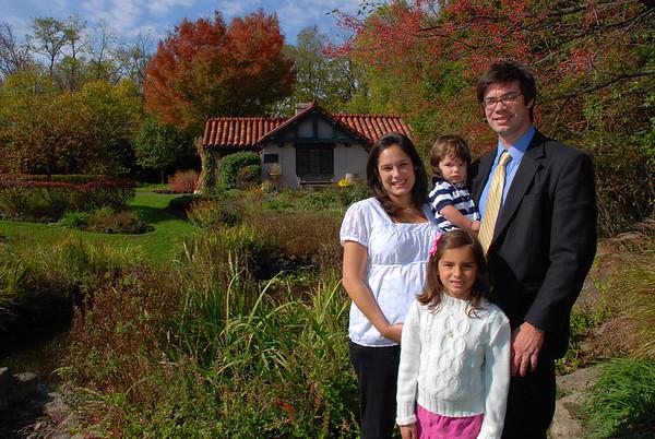 The Holzberg Family