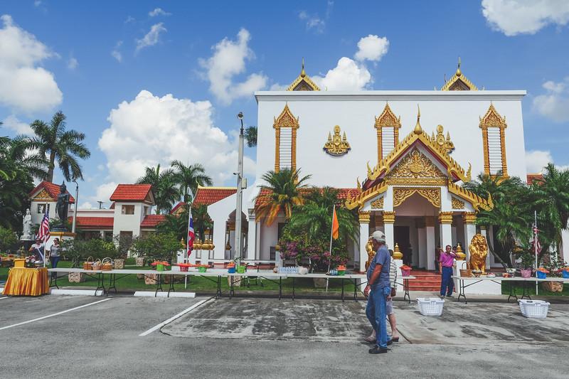 Wat Buddharangsi Buddhist Temple of Miami