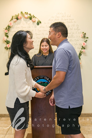 Emika & Haj :: Civil Ceremony :: 10.10.18