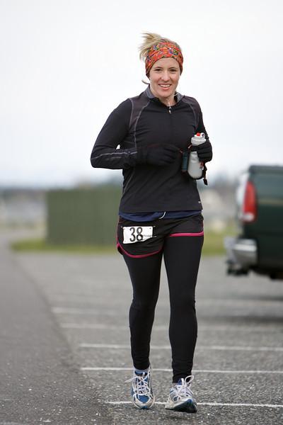 Birch Bay Ghost Marathon 2008