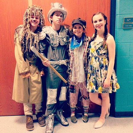 Spring Musical - The Wiz
