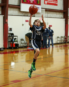 Jan 10 - BBall - Boys 7th Gr Gold vs St Andrews Blue
