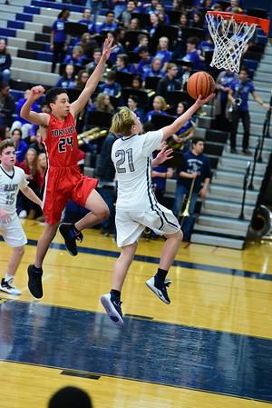 OE Soph. Boys  Basketball Vs Yorkville 2020