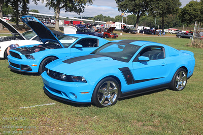 Fun Ford Weekend (Sunday) at Maple Grove 9-14-2014