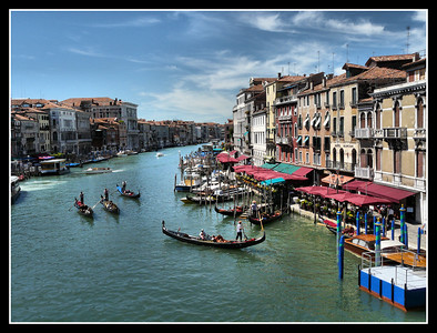 Venice 2008 - Canal Grande Promenade