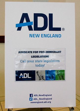 ADL Nation of Immigrants Seder 2019