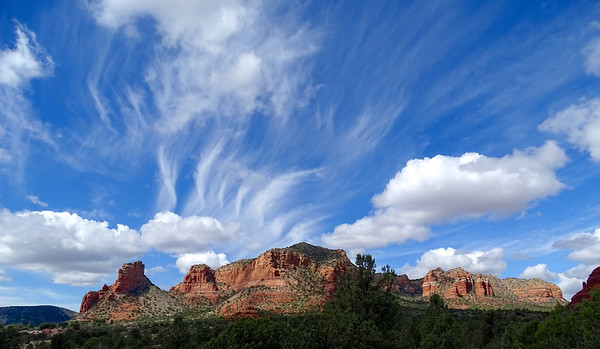 Recent clouds