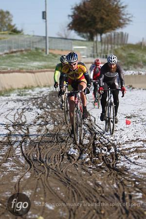 Corcoran Cyclocross, Corcoran, MN 10-10-09