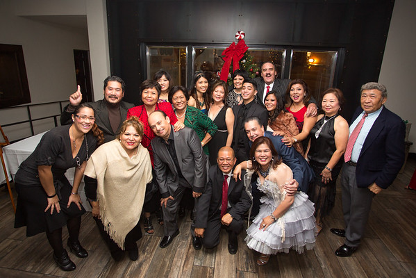 CFP/GHI 2nd Christmas Party