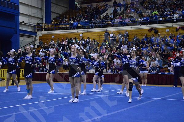 Cheering State Championships
