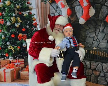 Santa & Me 2016 Sneak Peeks