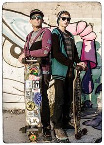 Doug Skateboarding Mini Session