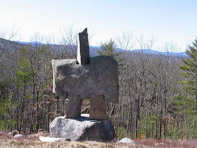 Brookline Sculpture Hill