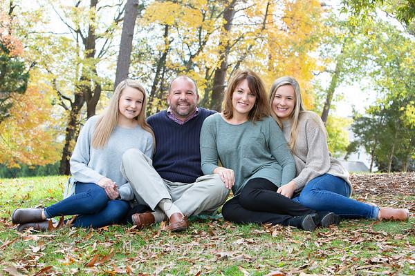 Plowden Family 2018