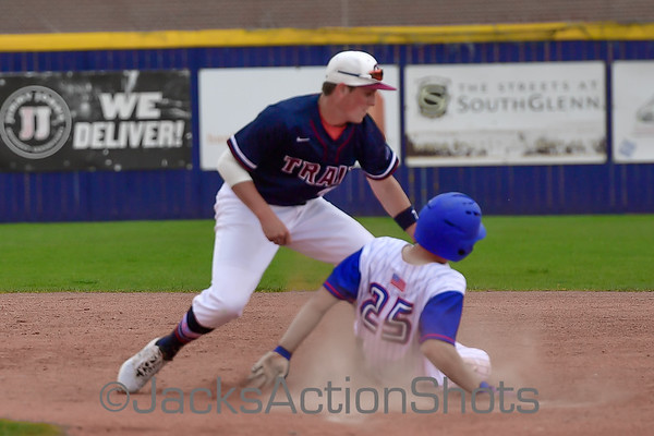 JV - Cherokee Trail at Cherry Creek - April 30 2018