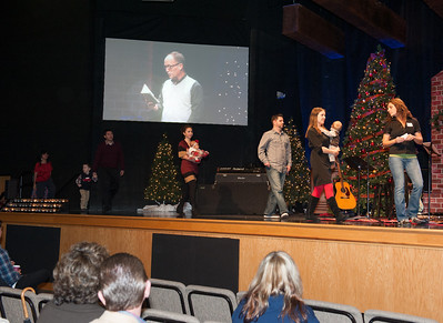 Decembr 15, 2012 Baby Dedications