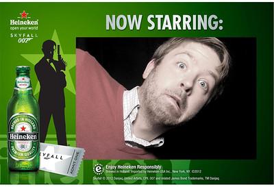 Heineken presents 007: Dave & Busters, Springdale, OH