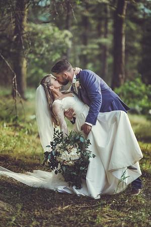 6 bride + groom