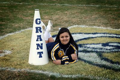 Grant County Cheerleaders 2010-2011