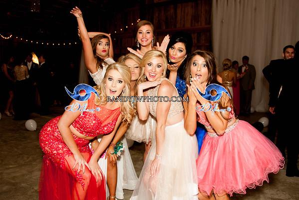 Alcorn Central High's Prom 2015