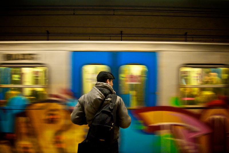Metropolitana di Roma - Rome, Italy