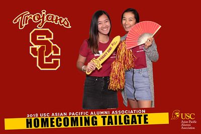 2018 USC APAA Homecoming Tailgate - 11/10/2018