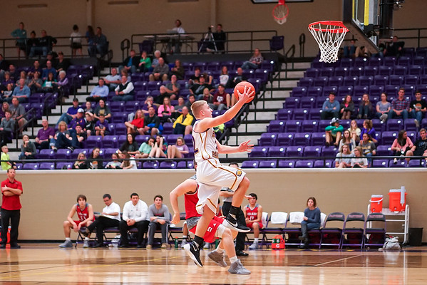 2016-01-15 - LH Basketball vs Salado