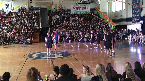 Spring 2018 Assembly Dances
