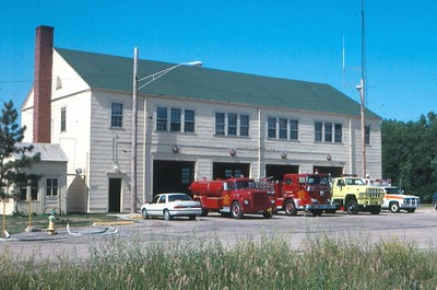 JOLIET ARSENAL FIRE DEPARTMENT