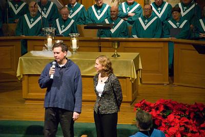 3rd Advent Sunday 12-13-2009 with Zovaks