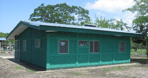 Installations- La Trinidad, Boaco
