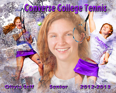 Tennis Collages