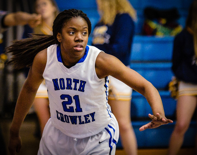 Basketball Girls Varsity vs  Lamar 01-21-14-6