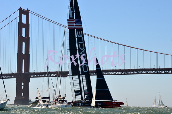 AC 34 race #11 Wed. 9/18/13 ETNZ won 2nd race postponed too  much wind