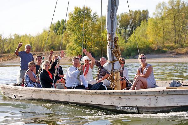 Trafic maritime en Loire