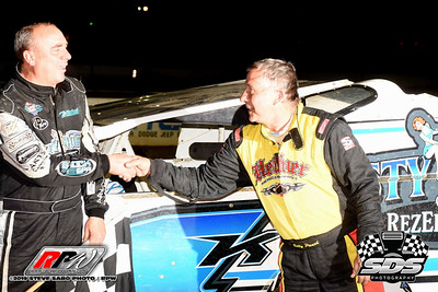 Bridgeport Speedway - 11/10/19 - Steve Sabo