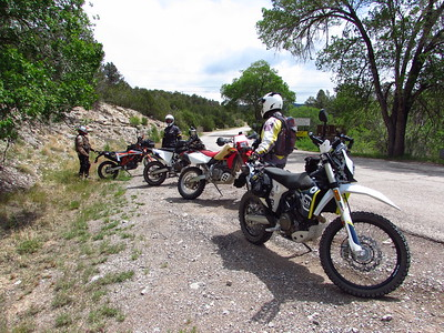 East Mountains DS Ride  5-31-21