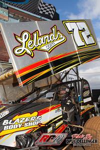 Lincoln Speedway - 3/6/2021 - Dave Dellinger