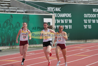400M Prelims - 2013 Horizon League Outdoor Championships