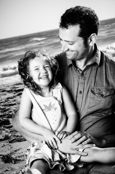 Mike + Brooke = Eva > Goldie (Family Photography, Sunset Beach, Watsonville, California)