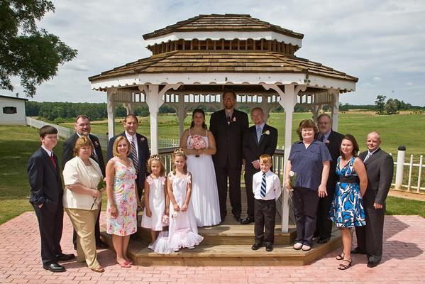 Photos after the Ceremony - Jeremy & Rebecca